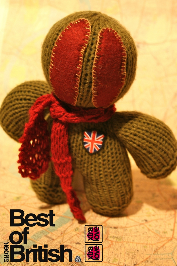 ORIGINAL SHOOK DOLL No. 130314 - Best Of British Range